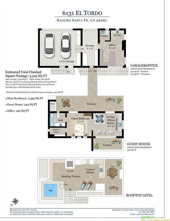 6131 El Tordo Rancho Santa-Fe – Union West Real Estate